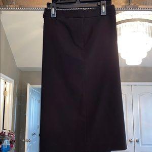 EUC Calvin Klein Black Dress Skirt size 22W